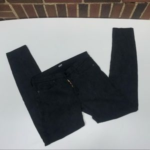 Hudson Nico Supper Skinny Midrise Jeans Size 31